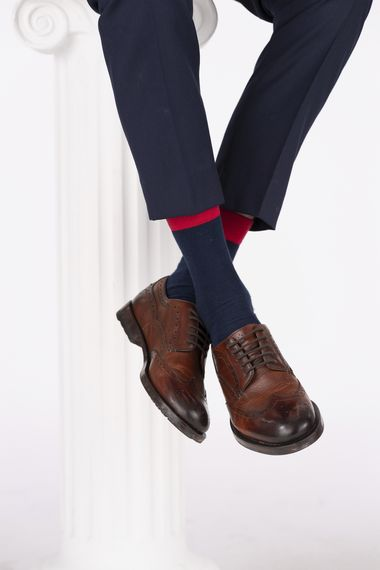 Mens Brown Brogues Shoes from the new Ted Baker SS19 Tie the Knot collection.