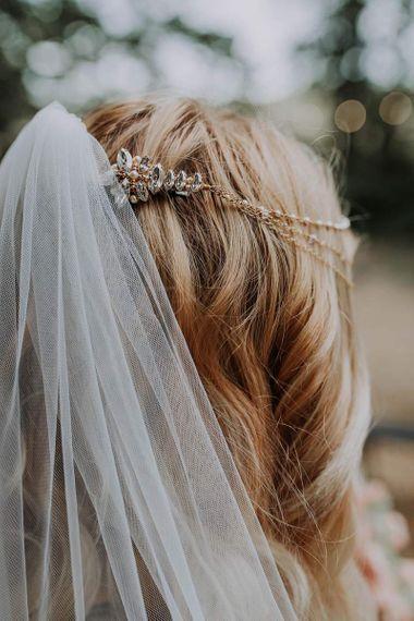 Hair Chair Bridal Accessory