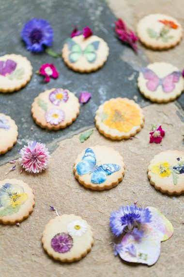 Brightly Covered Cookies | Spring Equinox at Thorpe Manor Wedding Venue by Revival Rooms | Anneli Marinovich Photography