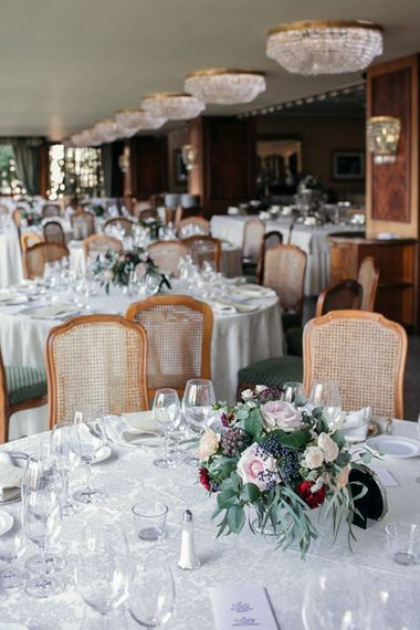 Elegant Blush Pink & White Destination Wedding at Hotel La Palma, Stresa Italy, Planned by Princess Wedding | Berni Photography