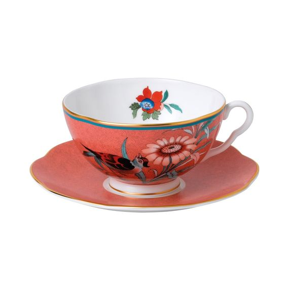 Wedgwood Cup & Saucer £55.00