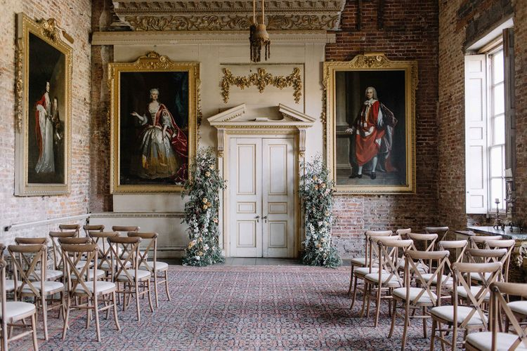 Historic Wedding Venue St Giles House
