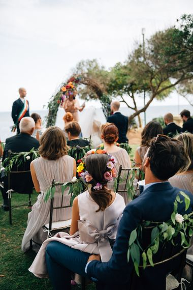 Colourful, Sophisticated,  Outdoor Wedding at Is Morus Relais in Southern Sardinia, Italy |  Greg Funnell Photography