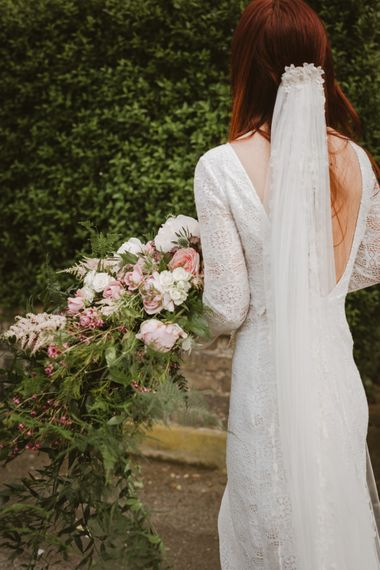 Ethical Wedding Dress By Minna Hepburn // Images By The Curries // Film By This Modern Revelry