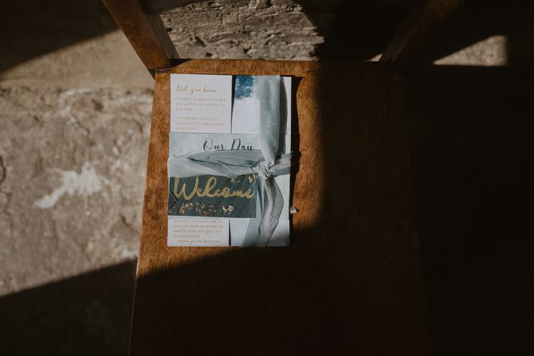 Marbled Wedding Stationery // Images By The Curries // Film By This Modern Revelry