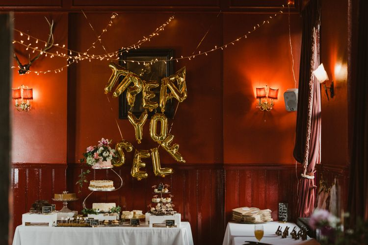 Vegan Wedding Food At The East Dulwich Tavern // Ethical Wedding Dress By Minna Hepburn // Images By The Curries // Film By This Modern Revelry