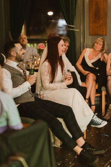 Images By The Curries // Film By This Modern Revelry  // East Dulwich Tavern Wedding //