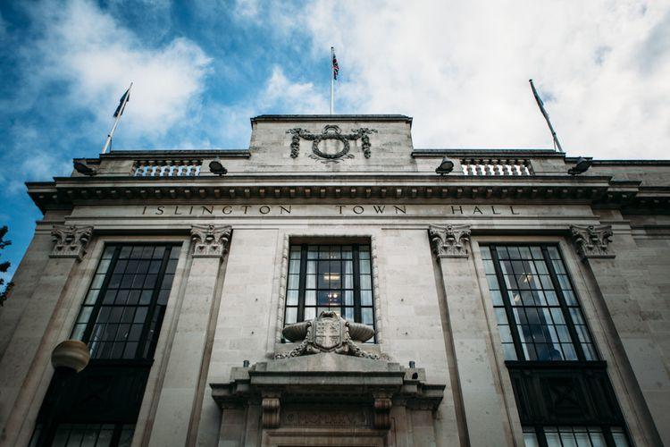 Islington Town Hall & Brixton East City Wedding | Joanna Bongard Photography