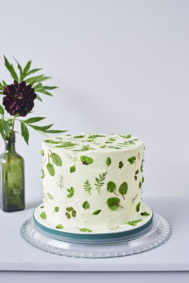 Bee's Bakery Foliage Cake