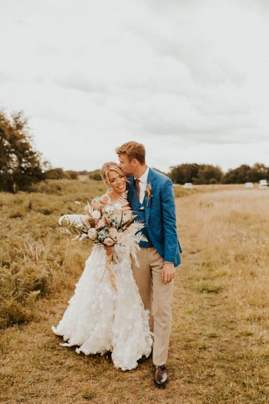Intimate wedding photography at wedding for 15 people