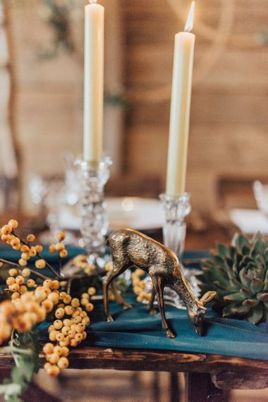 Winter wedding food ideas