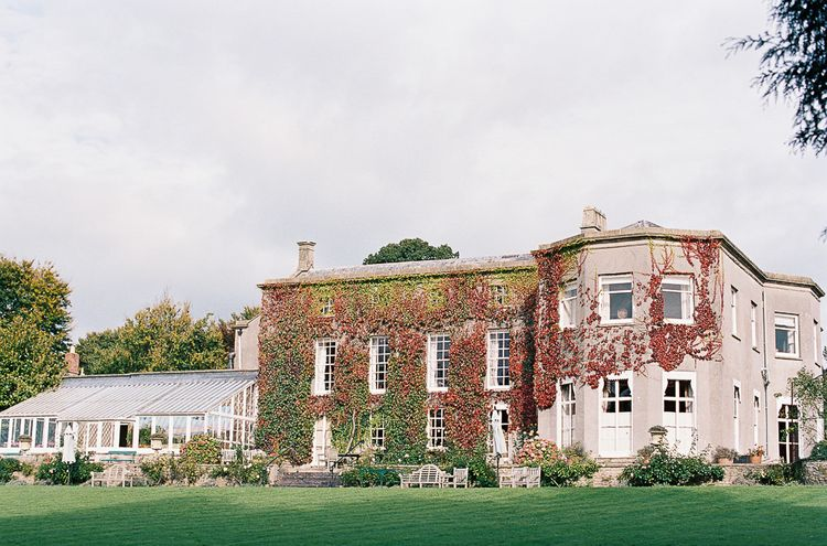 Pennard House Somerset Wedding Venue