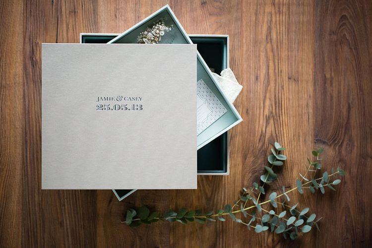 Hartnack & Co Wedding Guest Book