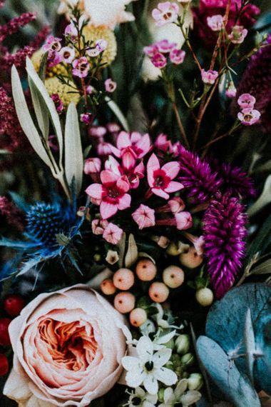 Wedding bouquet for bride