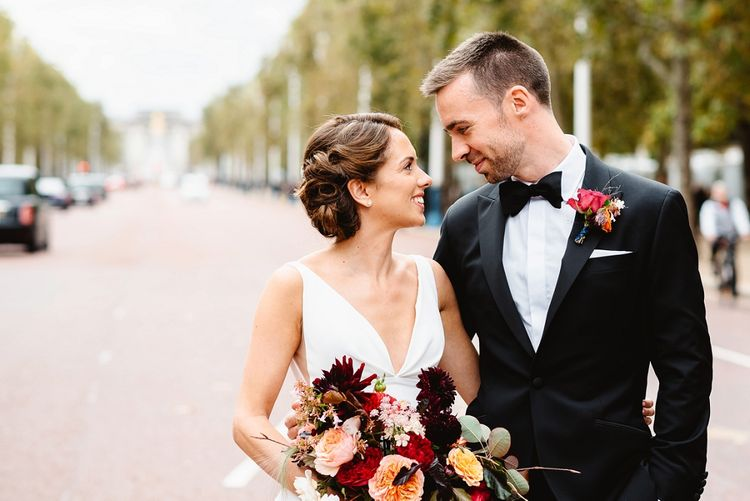 Intimate wedding photography by Fiona Kelly Photography