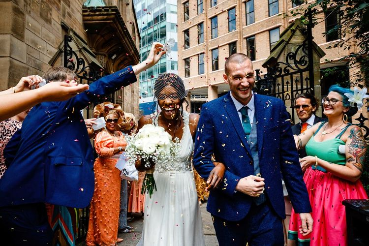 Confetti moment by About Today Photography