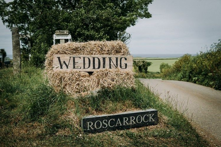 Alternative farm wedding venue