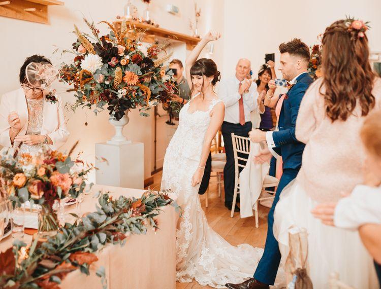 在婚礼上的婚礼上,婚礼上的婚礼装饰