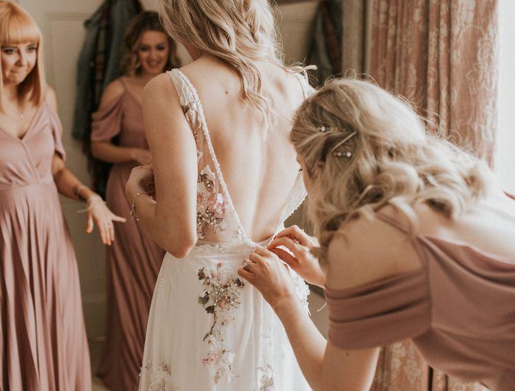 婚礼准备准备