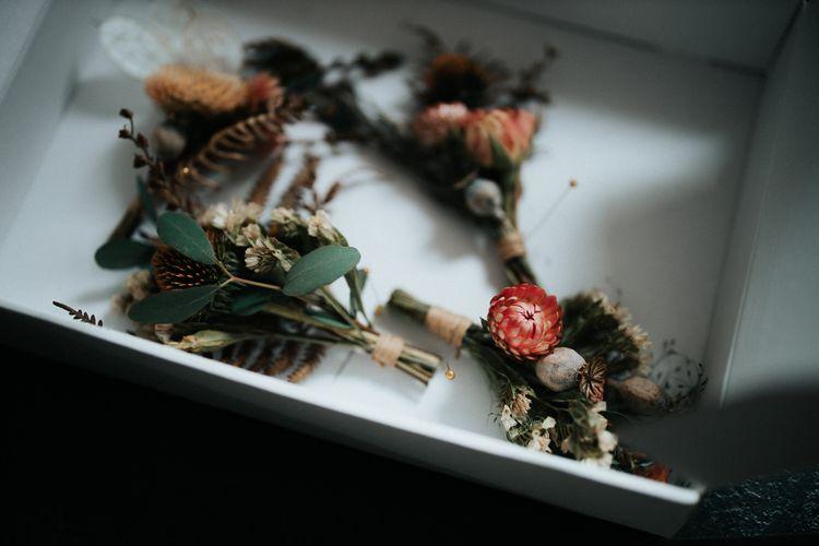 Buttonholes by Number Twenty Seven florist