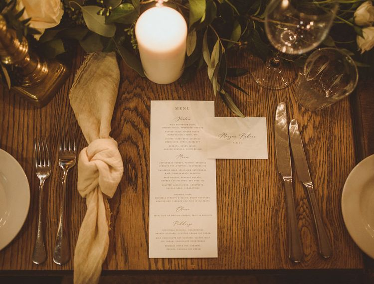 Wedding  tablescaping inspiration