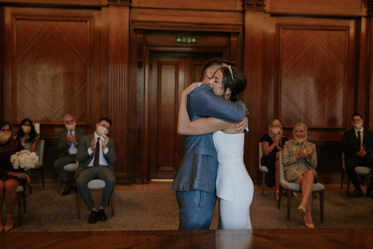 Old Marylebone Town Hall Intimate Wedding