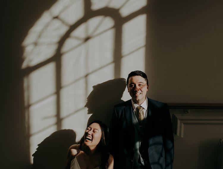 婚礼的照片