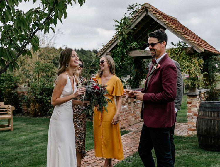 婚礼仪式在婚礼上