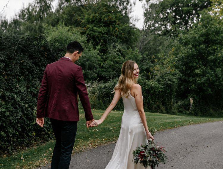 新郎和新郎的婚礼在5