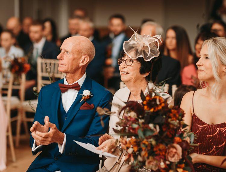 新娘的新娘和戴安娜·路易斯的婚礼