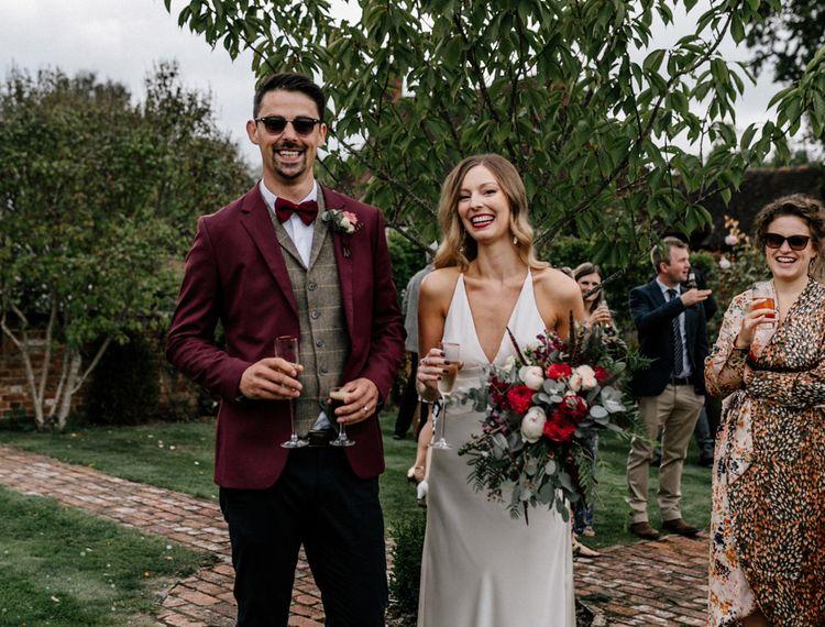 在加州的小冰箱里,在北赛的婚礼上