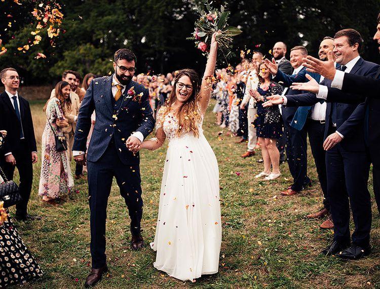 新娘和新郎新娘