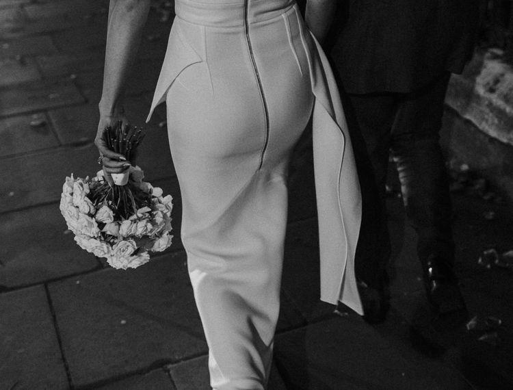 伦敦和伦敦的婚礼礼服