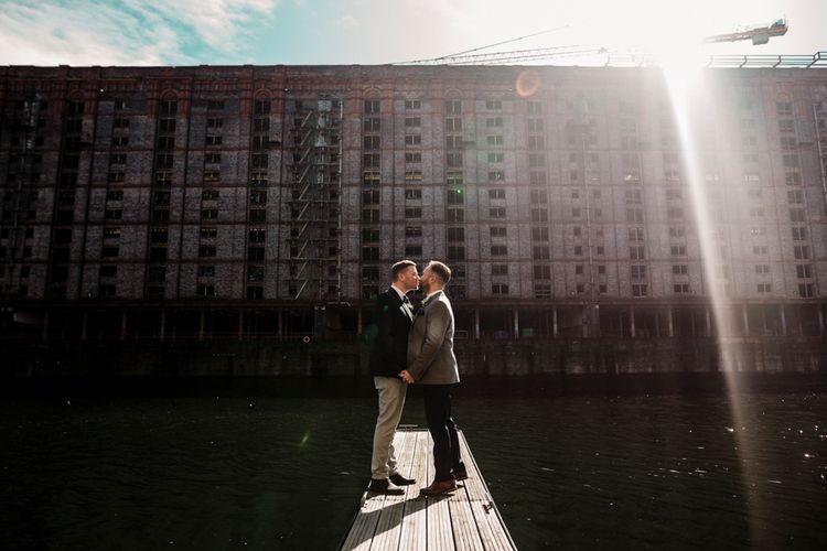 Same-sex wedding photography by Amy Faith Photography
