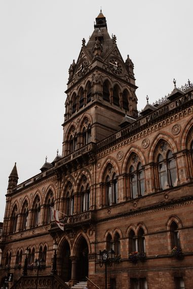 Chester Town Hall wedding venue