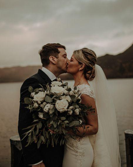 新郎和新娘的照片,风景景观景观景观