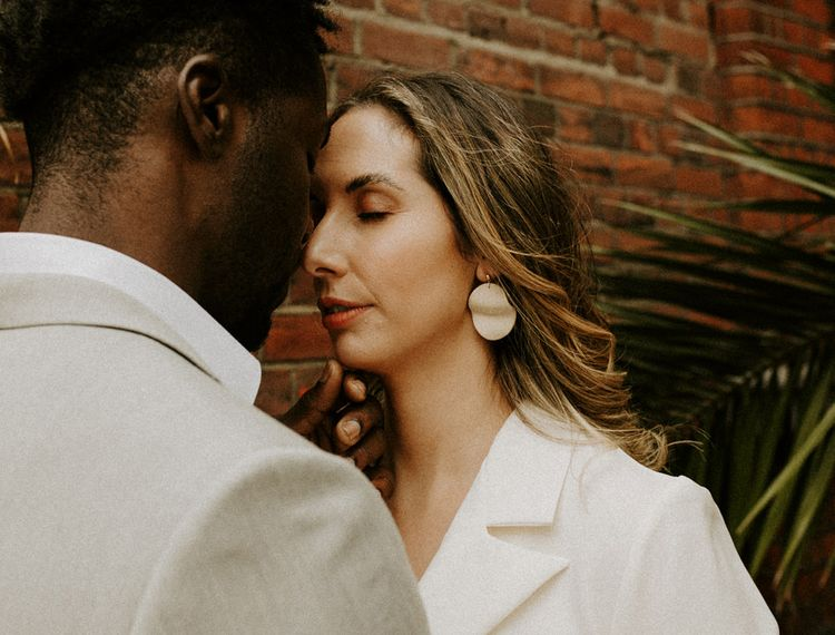 Elopement wedding photography by Leah Marie Photography
