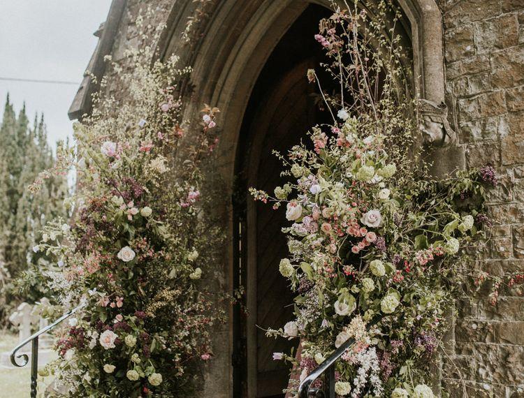 婚礼装饰教堂