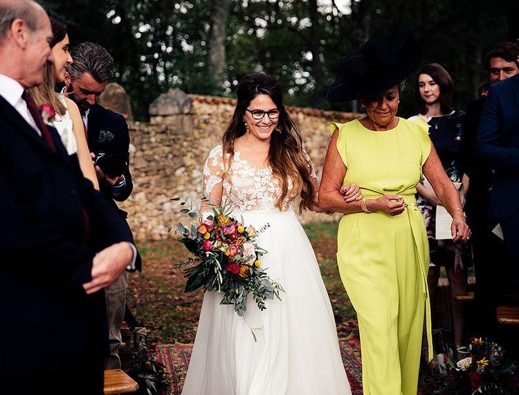 在婚礼上的婚礼