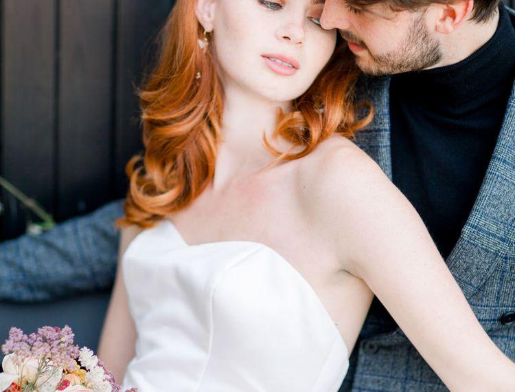 漂亮的新娘,漂亮的裙子
