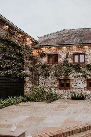 Upwaltham Barns wedding venue in West Sussex