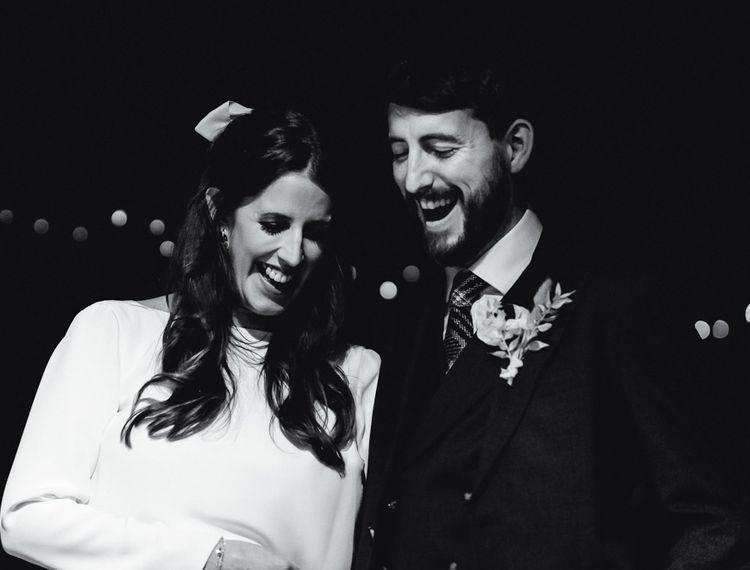 在伦敦和新郎婚礼上