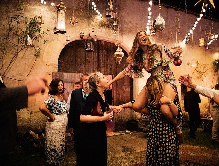 圣圣教堂的婚礼#
