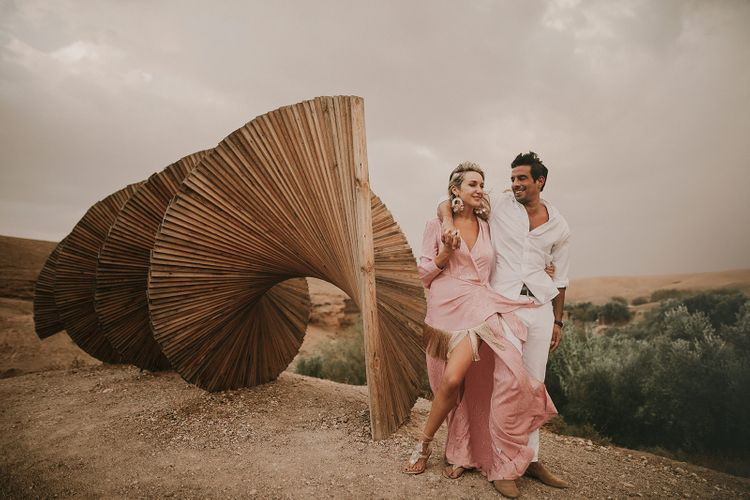 couples portraits by Pablo Laguia in Marrakech