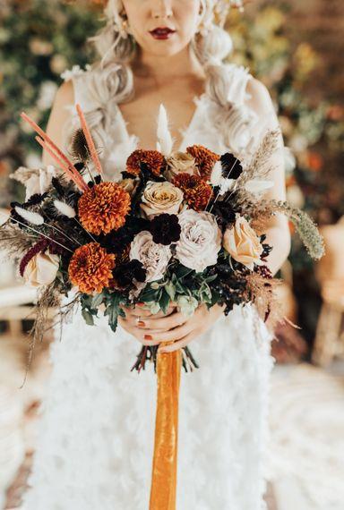 lydie dalton floral design rebecca carpenter photography rust romance 202