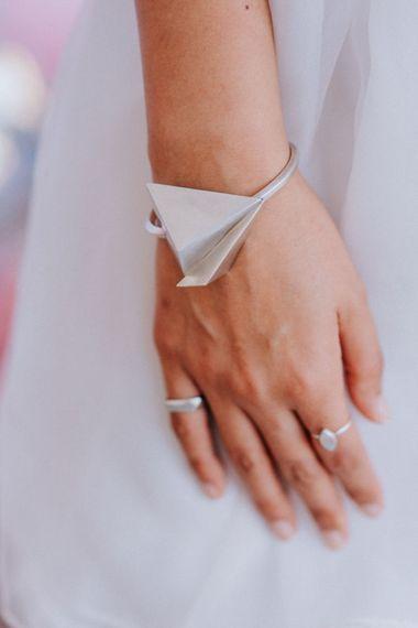 Stylish bridal jewellery