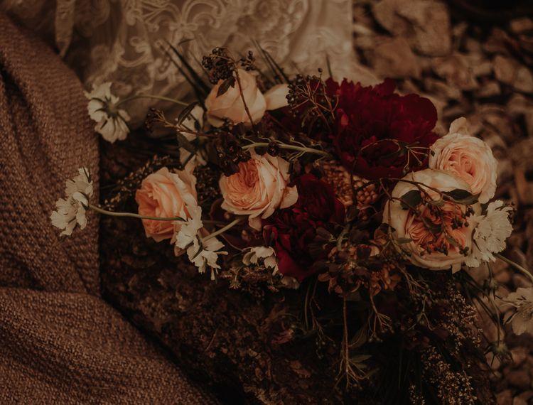 在热带别墅的婚礼上,婚礼上的婚礼