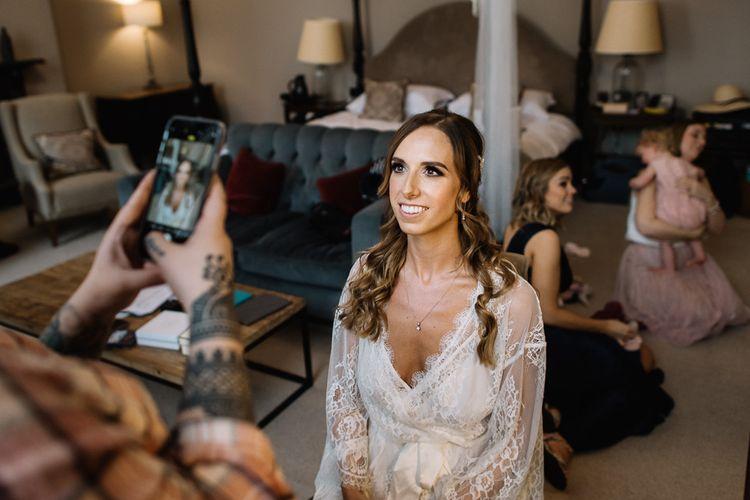 25   Nearly ready bride
