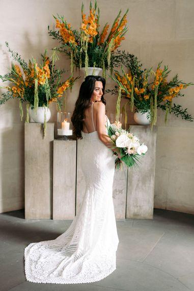 Ready to wear wedding dress from Vegabond Bridal