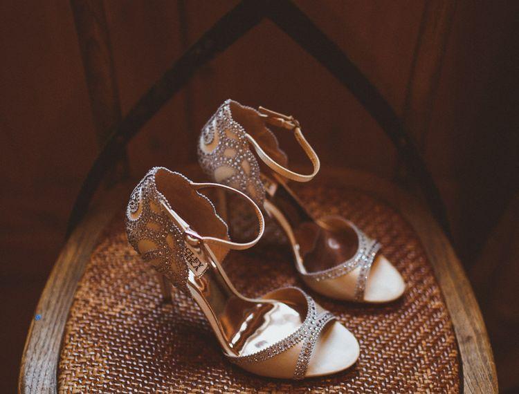 Wedding Shoes for London City Wedding